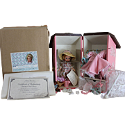 Madame Alexander Wendy's Doll House With Doll And Accessories Original Box