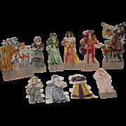 Antique Cinderella Paper Dolls