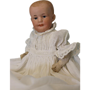 Antique 6.5 inch Petite Cutie Gebruder Heubach Baby Doll Antique Clothes