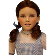 16 inch R. John Wright Dorothy Doll Limited Edition 350 Pieces from Wizard of Oz