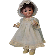 "10"" Large AM Armand Marseille 323 Googly Character German Bisque Doll Sleep Eyes"