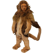 17 inch The Wizard of Oz Cowardly Lion by R. John Wright Limited 250 AMAZING DOLL.