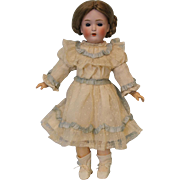 Antique 14 inch 171 Kestner German girl Doll Stamped BJ body beautifully dressed