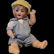 Antique 14 inch Flirty Eye K star R 126 Simon Halbig German Bisque 5 Piece Toddler Doll