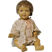Rare 18 inch Antique Jesse McCutcheon Raleigh Composition Doll c.1916