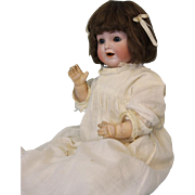 Antique 13 inch ABG 1361, Sweet Nell, German Bisque Doll Alt, Beck and Gottschalck