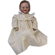 "23"" Antique bisque Bonnie Babe doll by Georgene Averill"