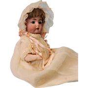 9 Inch Antique Simon & Halbig 1299 doll Character German Bisque Baby 1909