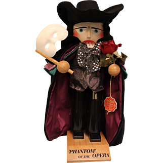 """16"""" Steinbach Nutcracker #S902 Phantom of the opera"""