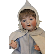 "16"" Antique Kestner #211 JDK c1910 Character ""Sammy"" Baby Doll c.1912"