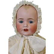 Antique 17inch Baby Jean Character Doll by JDK Kestner German Bisque c.1910