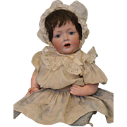 "Antique 14 inch JDK Kestner ""245 Hilda"" German Bisque Baby Doll c.1914 Ex. Cond."