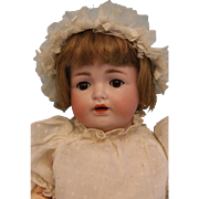 12 inch JDK 260 petite Kestner Character child doll Orig Ball joint body Orig wig
