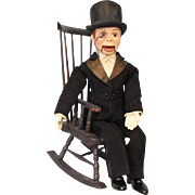 19 inch Charlie McCarthy from the Jane Withers collection,Effanbee, top hat,Tuxedo