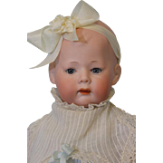 13 inch Antique Fany Character Doll 230 Armand Marseille molded Hair Orig Body
