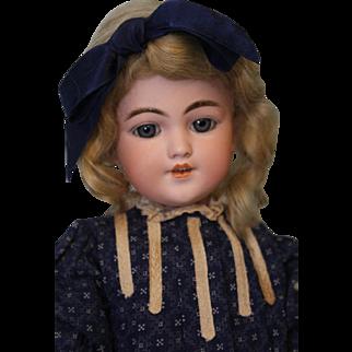 "Antique 19 inch  Simon & Halbig 1249 German Bisque ""Santa"" Child Doll Germany c.1900"