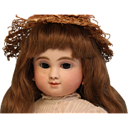 Antique 20 inch Figure C by Jules Steiner French Bisque Doll Sleep Eyed ca.1880 HTF