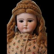 Antique German Child Fashion by Simon & Halbig Swivel Head Doll ca. 1895