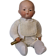 17 inch Arranbee Bottletot German Bisque doll Celluloid hands & Bottle circa 1926 !!