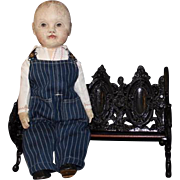 22 inch Philadelphia Baby doll  J.B. Sheppard and Sons. Very little wear