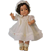 14 inch American Composition Dionne Quintuplet Doll by Madame Alexander YVONNE?