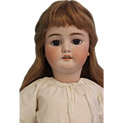 30 inch Antique German Bisque Simon Halbig 14 by CM Bergmann Doll Ball Join Body