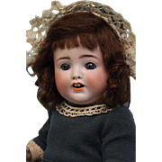 12.5 inch Antique Alt Beck & Gottschalck 1361 ABG Toddler Doll German Bisque ca.1912