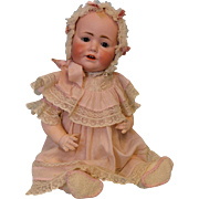 19 inch Baby Jean JDK Kestner Solid Dome German Bisque Character Doll c.1910