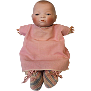 11 Inch Antique Bye-Lo Baby Doll by Grace S. Putnam German Bisque