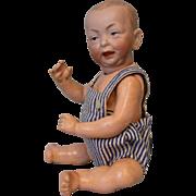 11 Inch antique Kammer and Reinhardt Kaiser Baby German Bisque Doll c.1909