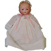 10 inch Antique My Dream Baby AM mark Armand Marseille Orig body Antique clothes