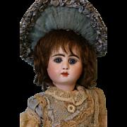 10.5 inch La Petite Parisian Bebe Steiner French Bisque Antique Doll Petite Cutie