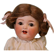 12 inch Antique Heubach Koppelsdorf 342/5 German Bisque Doll circa 1920 Character