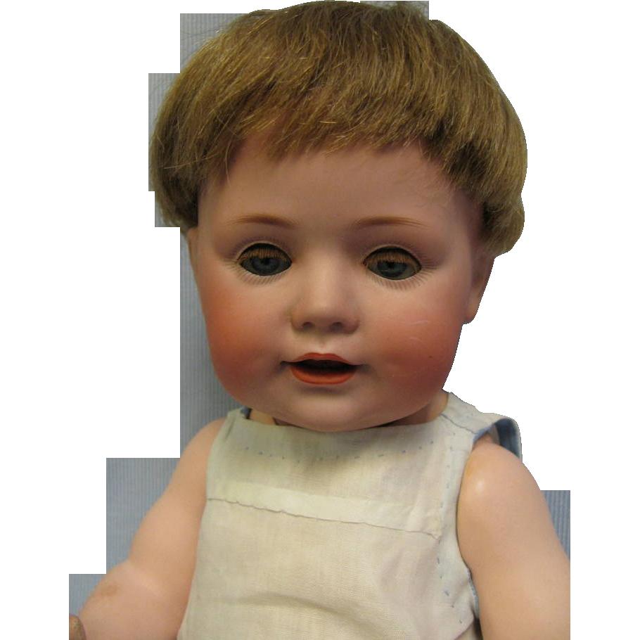 16 inch Early KESTNER mold number 247 CHARACTER Doll 1910 J.D.K Pristine Original Body
