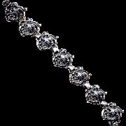 Cini Sterling Griffins Link Bracelet