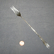 Towle Sterling Long-Handled Pickle Fork