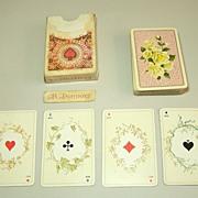 "Dondorf Playing Cards, ""Empire"" No. 172, c.1900"