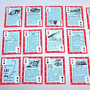 """2 Decks """"Texas Historical"""" Playing Cards, $15/ea: (i) USPCC """"Lyndon B. Johnson Texas,"""" E&S Co. Publisher, 1966 (ii) Alief Products """"Texas"""" (formerly 1986 Texas Sesquicentennial Deck – updated edition)"""