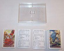 "Double Deck Fournier ""Flamenco Dancers"" Playing Cards, ""Spanish Souvenir"" Series, c.1964-1979"