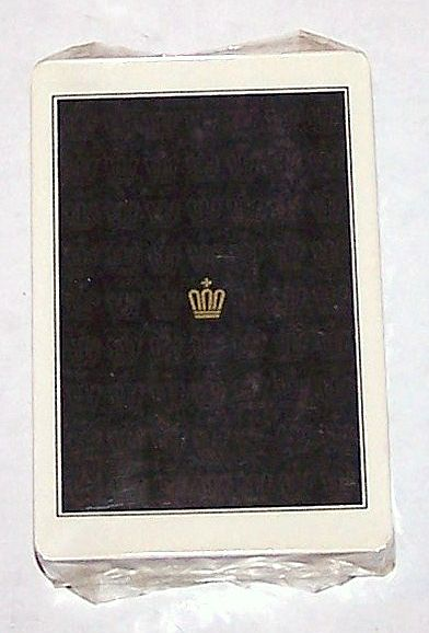 "Nintendo ""Toyopet Crown"" Playing Cards, Limited Edition (3500 Decks), Akira Uno Designs, c.1967"