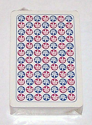 "Nintendo ""Viva Bourg"" Playing Cards, Limited Edition (5000 Decks), c.1974"