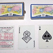 "USPC ""Baltimore & Ohio"" Railroad Playing Cards, c.1949"