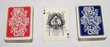 "Double Deck American Playing Card Company (Kalamazoo) ""Golf"" Playing Cards (52/52, No Joker), c.1895"