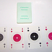 "Erich Friemann ""Schützenfest Hannover"" Skat Playing Cards, c.1983"
