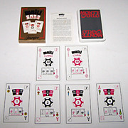 "Fournier ""Multi-Card"" Game Cards, c. 1992"