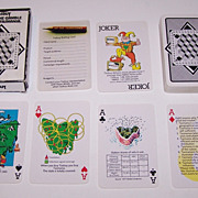 "O. King P/L ""Tasbuy"" Tasmania Advertising Playing Cards, c.1978"