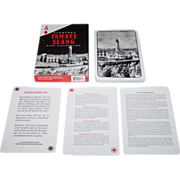 "Piatnik ""Alcatraz Inmate Slang"" Novelty (Oversize) Playing Cards, Golden Gate National Parks Conservancy"