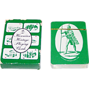 "Carta Mundi ""Hawaiian Heritage"" Playing Cards, Hawaiian Heritage Playing Card Co. (Publ.), c.1982"