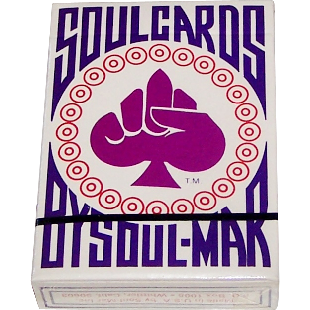 "Soul Mar, Inc. ""Soul"" Cards, c.1973"