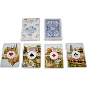 "Dondorf ""Club"" (""Cartes du Beau Monde"") Hombre Playing Cards, Dondorf No. 109, c. 1930"